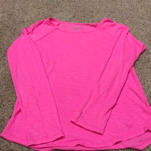 Girls Justice long sleeve top